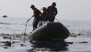 Indonesia Lion Air flight crashed Photo Gallery - Sakshi