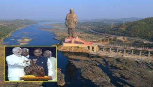 PM Modi Inaugurates Sardar Patel Statue Photo Gallery - Sakshi