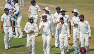 India VS West Indies First Test Match Photo Gallery - Sakshi