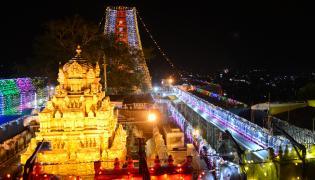 Vijayawada Kanaka Durga Temple in Dasara Photo Gallery - Sakshi