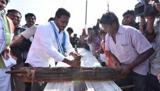 YS Jagan PrajaSankalpaYatra Day 281 Photo Gallery - Sakshi