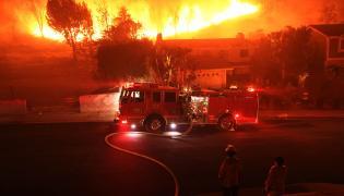 California wildfires Photo Gallery - Sakshi