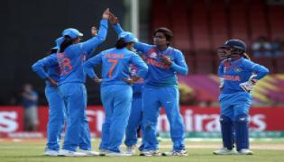 Harmanpreet Kaur record ton guides India to 34-run win against New Zealand - Sakshi