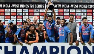 India Vs West Indies Twenty20 Cricket Match Photo Gallery - Sakshi