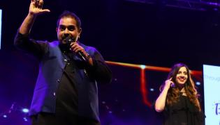 Shankar Mahadevan Music Show In Hyderabad Photo Gallery - Sakshi
