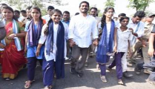YS Jagan PrajaSankalpaYatra Day 301th Photo Gallery - Sakshi