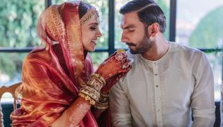 Deepika Padukone Ranveer singh wedding Photo Gallery - Sakshi