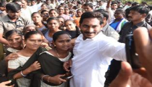 YS Jagan PrajaSankalpaYatra 302th Day Photo Gallery - Sakshi