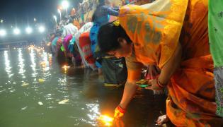 Karthika Masam at Srisailam Temple Photo Gallery - Sakshi