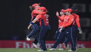 india lossess womens T20 world cup semi final against england photo gallery - Sakshi