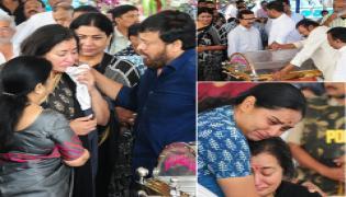 Tollywood Celebrities Condolences On Kannada Star Ambarish Photo Gallery - Sakshi