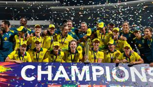 Women's World T20 Final Australia Beat England by 8 Wickets Photo Gallery - Sakshi