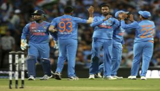 india won six wickets against australia Photo Gallery - Sakshi