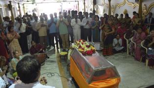 Bala Sai Baba passes away in Hyderabad Photo Gallery - Sakshi