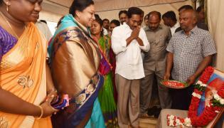 YS Jagan PrajaSankalpaYatra Day 308th Photo Gallery - Sakshi