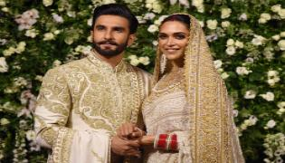 Deepika And Ranveer Wedding Reception in Mumbai Photo Gallery - Sakshi