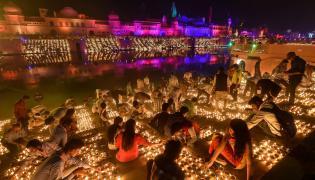 Diwali Celebrations 2018 Photo Gallery - Sakshi