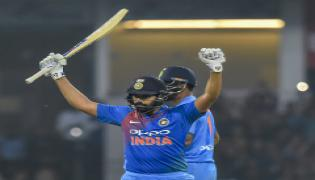 india won second T20 match against west indies - Sakshi