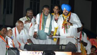 Navjot Singh Sidhu is the Congress - Sakshi