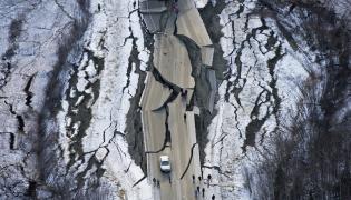 Alaska Earthquakes Photo Gallery - Sakshi