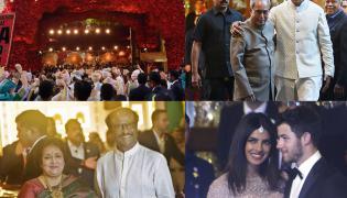 Isha Ambani Wedding Photo Gallery - Sakshi