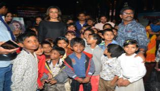 Spiderman in to The Spiderverse Special Screening at AMB Cinemas - Sakshi