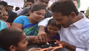 YS Jagan PrajaSankalpaYatra Day 321th Photo Gallery - Sakshi