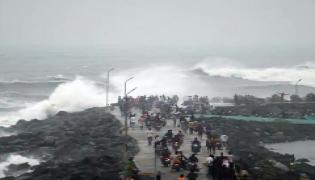 Cyclone Phethai hit Srikakulam Coast, Andhra Pradesh photo Gallery - Sakshi