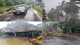 Cyclone Pethai in East Godavari Photo Gallery - Sakshi