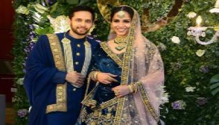 Saina Nehwal And Parupalli Kashyap Reception Photo Gallery - Sakshi