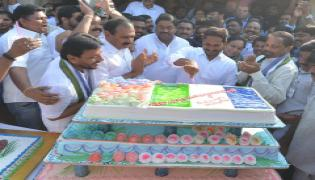 YS Jagan PrajaSankalpaYatra Day 327th Photo Gallery - Sakshi