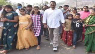 YS Jagan PrajaSankalpaYatra Day 329th Photo Gallery - Sakshi