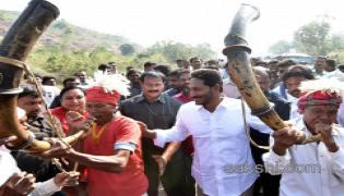 YS Jagan Mohan Reddy Praja Sankalpa Yatra 330Th Dday - Sakshi