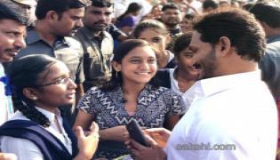 ys jagan prajasankalpayatra 331st day - Sakshi