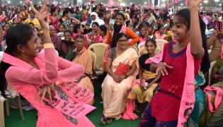 Telangana Elections TRS Party Photo Gallery - Sakshi