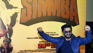 SIMMBA trailer launch photo gallery - Sakshi