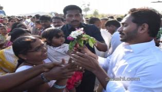 YS Jagan PrajaSankalpaYatra 333rd day - Sakshi