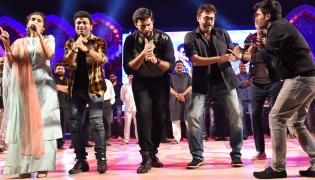 F2 Fun and Frustration Audio Launch Photo Gallery - Sakshi