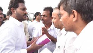 YS Jagan PrajaSankalpaYatra Day 315th Photo Gallery - Sakshi