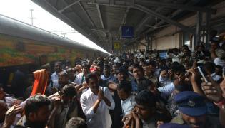 Ys Jagan Mohan Reddy at Tirumala Tirupati Photo Gallery - Sakshi