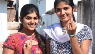 Telangana Panchayat Elections 2019 Photo Gallery - Sakshi