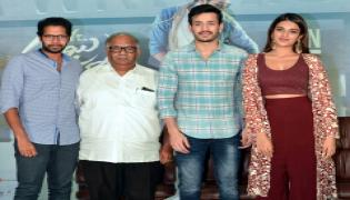Mr Majnu Movie Press Meet Photo Gallery - Sakshi