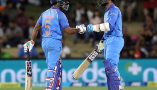 New Zealand Vs India 3rd ODI Photo Gallery - Sakshi