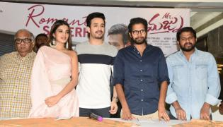 MrMajnu Team Meet In Vijayawada Photo Gallery - Sakshi