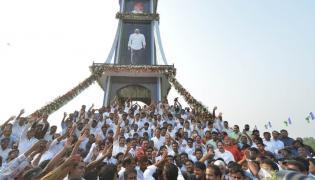 YS jagan padayatra at ichapuram Photo Gallery - Sakshi