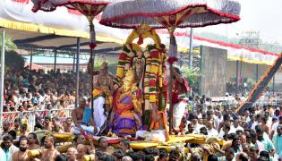 Ratha Saptami in Tirumala Tirupati Photo Gallery - Sakshi