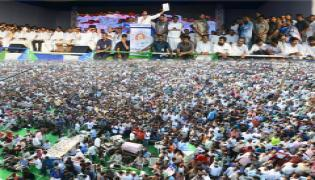 ys jagan mohan reddy bc garjna Photo Gallery - Sakshi