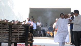Kodi Ramakrishna death Photo Gallery - Sakshi