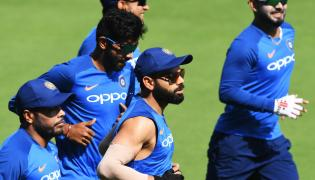 India vs Australia T20 in Vizag Photo Gallery - Sakshi