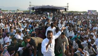 YSRCP Samara Shankaravam in Tirupati Photo Gallery - Sakshi